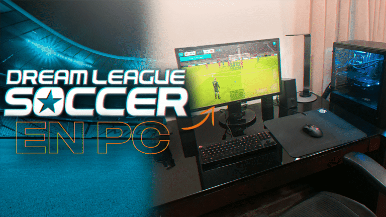dream league soccer en pc