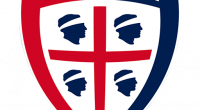 Uniformes (Kits) y Logo del Cagliari