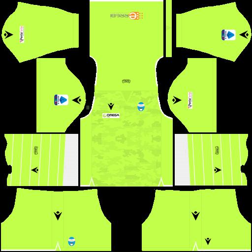 equipación SPAL DLS