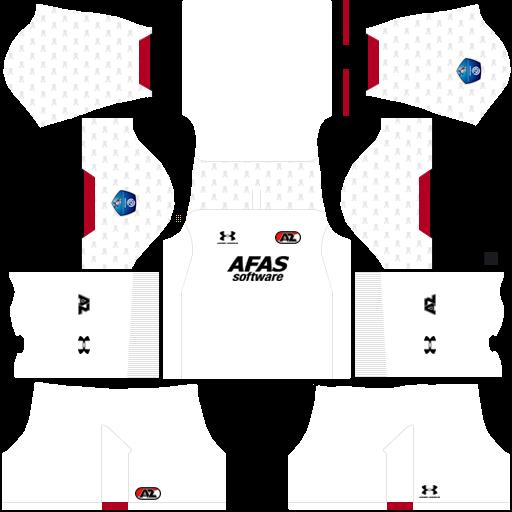 equipación AZ Alkmaar DLS