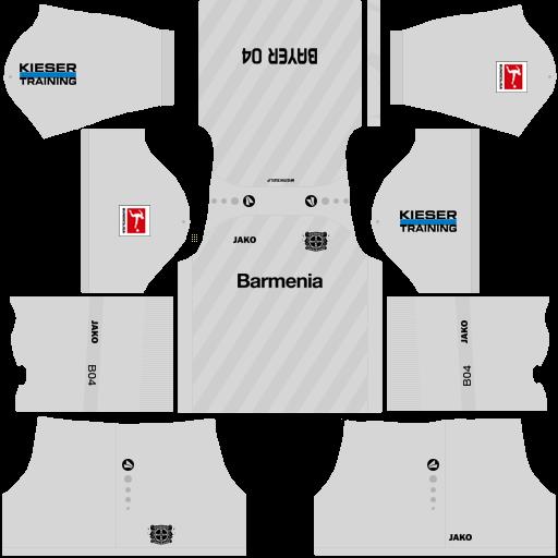 equipación Bayer Leverkusen DLS
