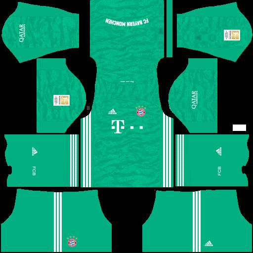 equipación Bayern Munich DLS