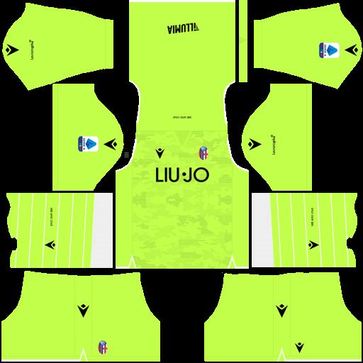equipación Bologna DLS