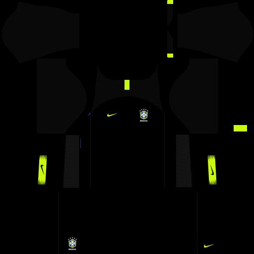 equipación Selección de Brasil DLS