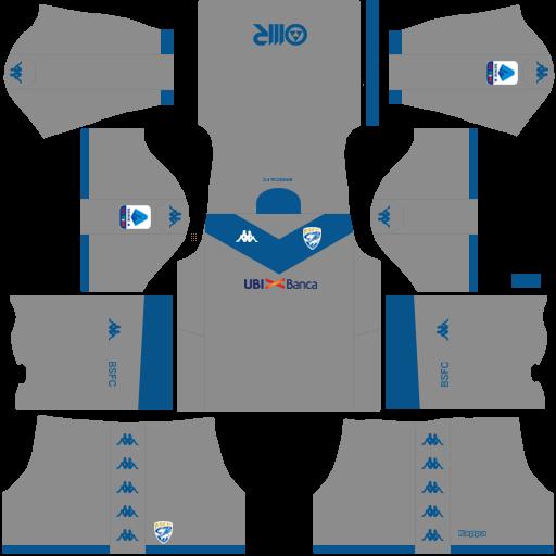 equipación Brescia DLS