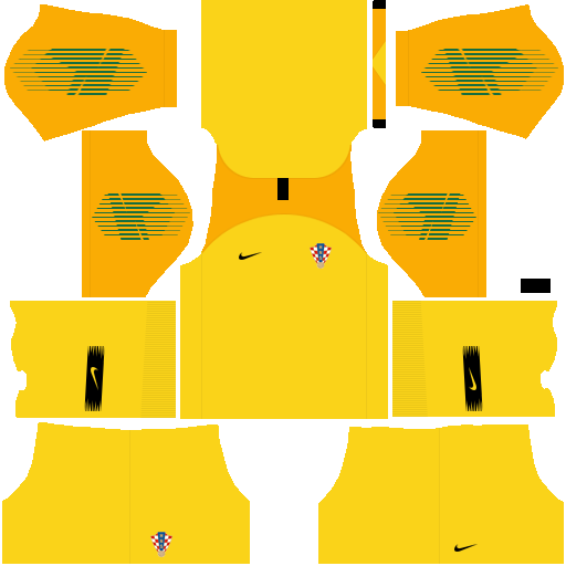 equipación Selección de Croacia DLS