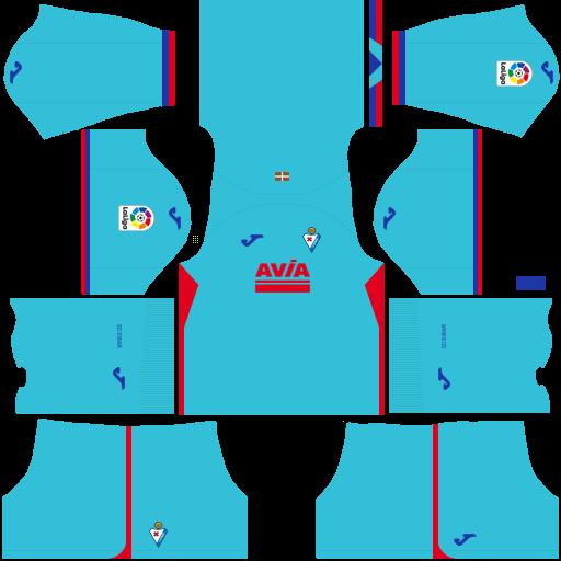 equipación Eibar DLS