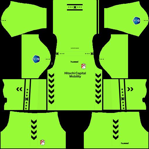 equipación Emmen DLS