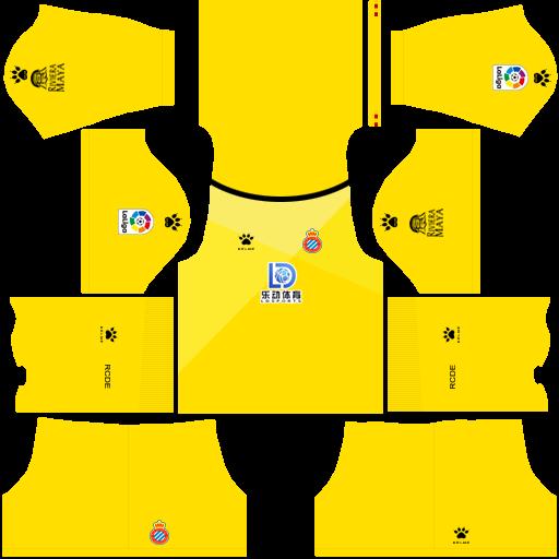 equipación Espanyol DLS
