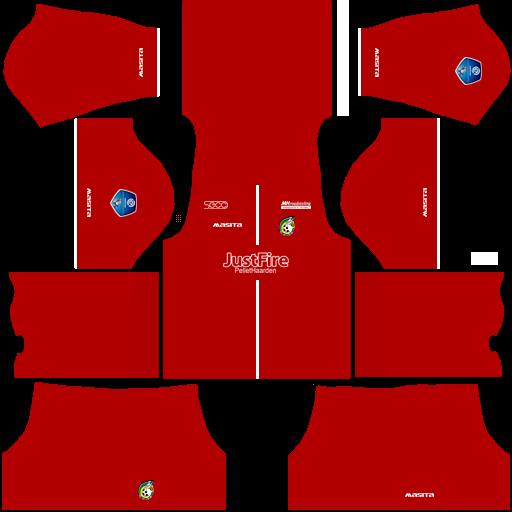 equipación Fortuna Sittard DLS
