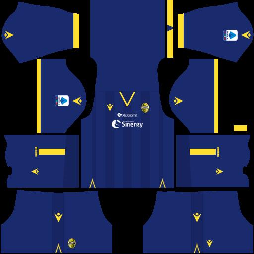 equipación Hellas Verona Dream League Soccer
