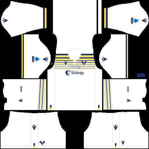 equipación Hellas Verona DLS