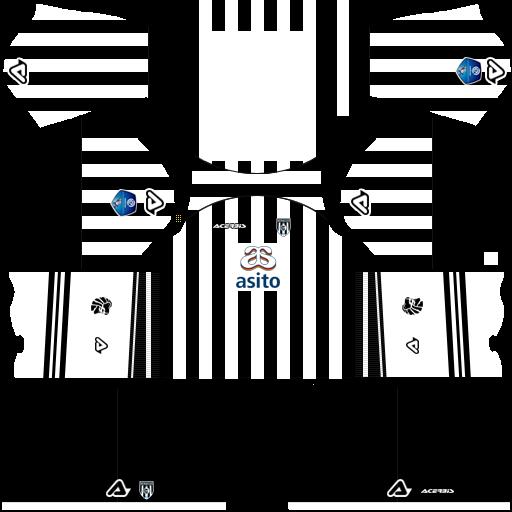equipación Heracles Almelo Dream League Soccer