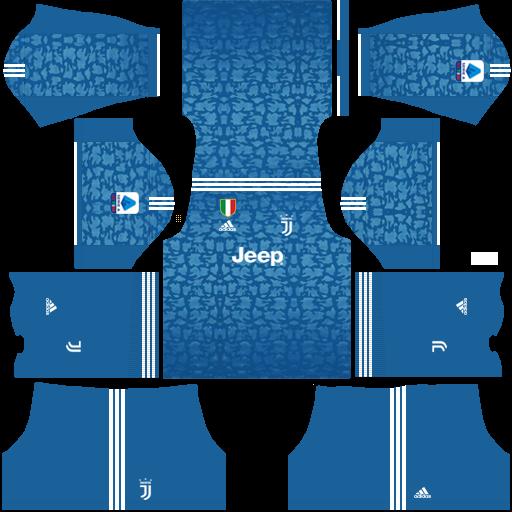 equipación Juventus DLS