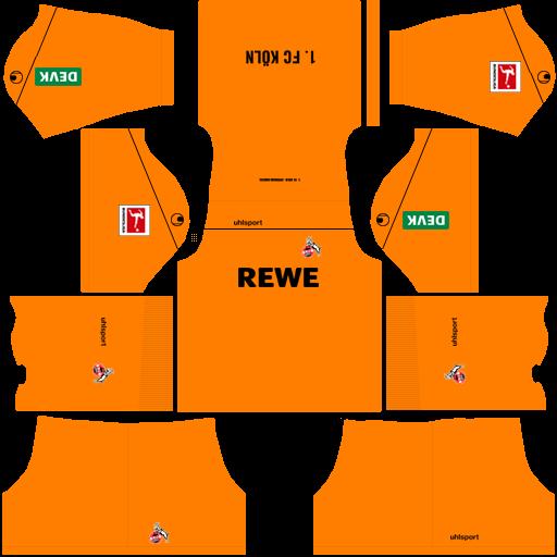 equipación Köln DLS