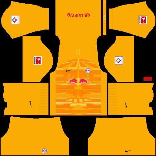 equipación RB Leipzig DLS