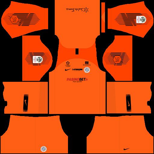 equipación Montpellier DLS