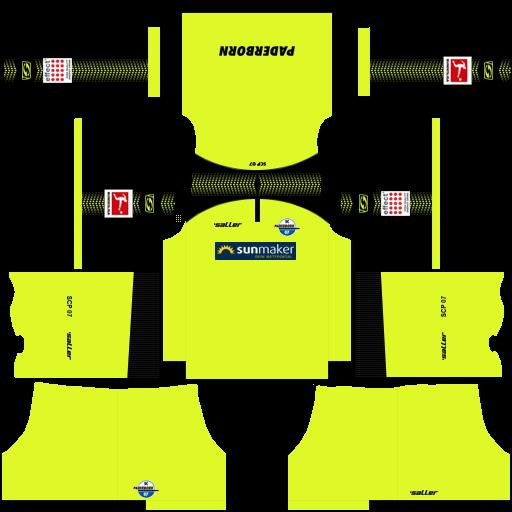 equipación Paderborn DLS
