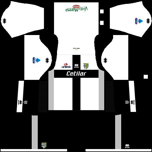 equipación Parma Dream League Soccer