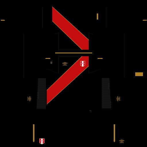 equipación Selección de Perú DLS