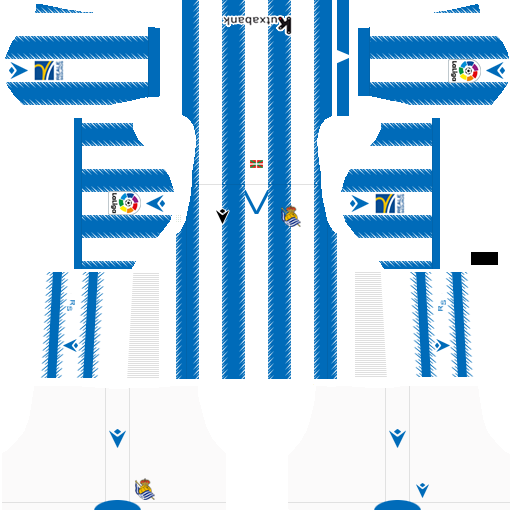 equipación Real Sociedad Dream League Soccer