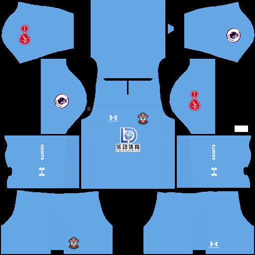 equipación Southampton DLS