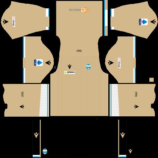 equipación SPAL Dream League Soccer