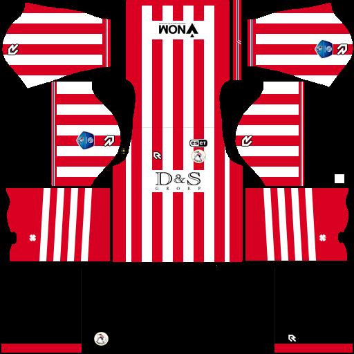 equipación Sparta Rotterdam Dream League Soccer