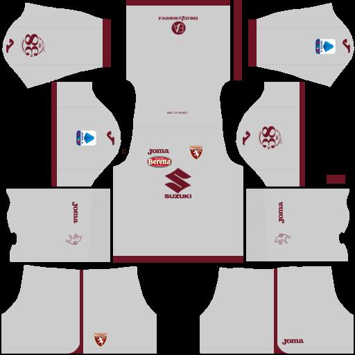 equipación Torino DLS