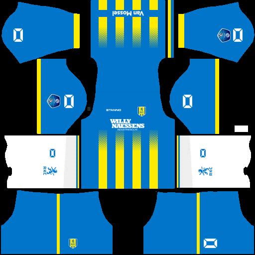 equipación RKC Waalwijk Dream League Soccer