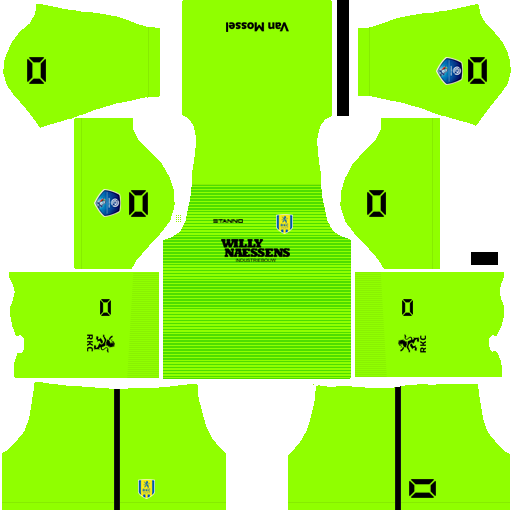 equipación RKC Waalwijk DLS