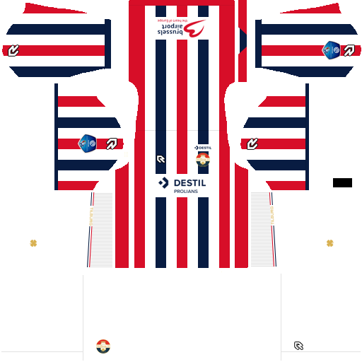 equipación Willem II Dream League Soccer