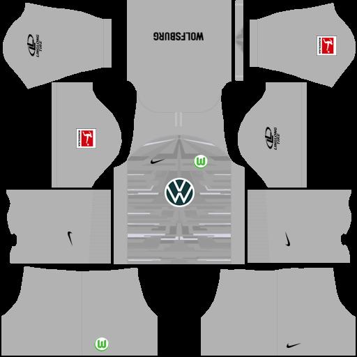 equipación Wolfsburgo DLS