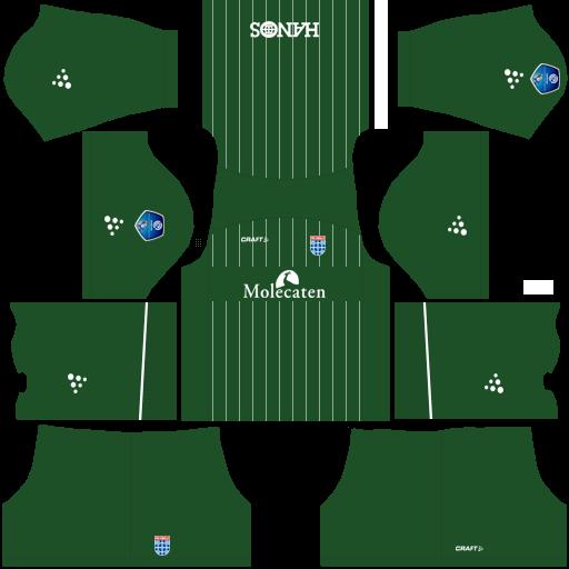equipación Zwolle Dream League Soccer